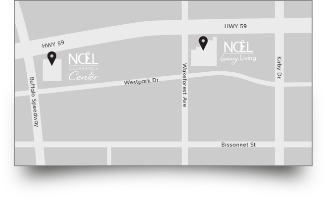 Noel Luxury Living - Map